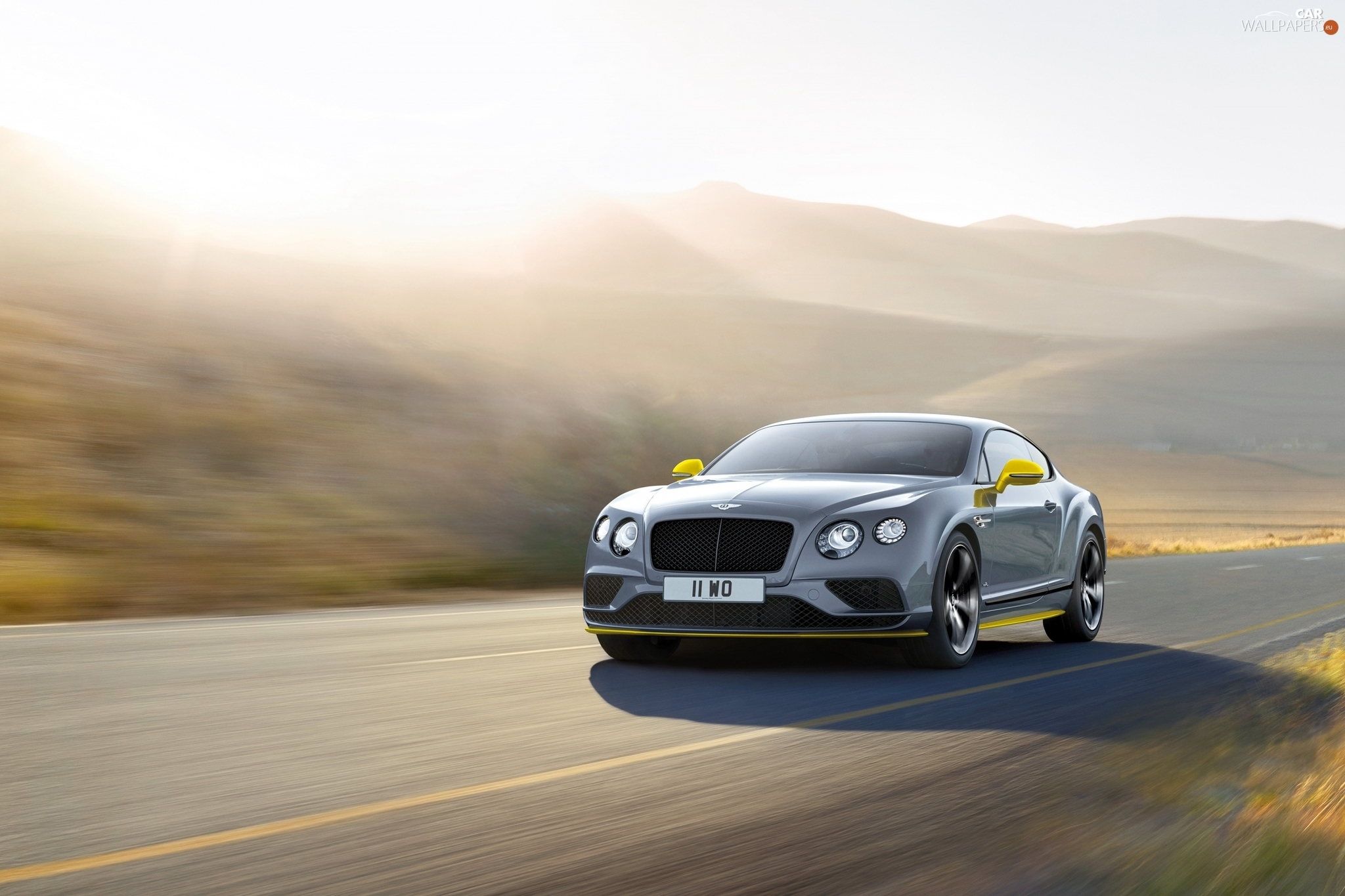 Bentley Continental, 2018
