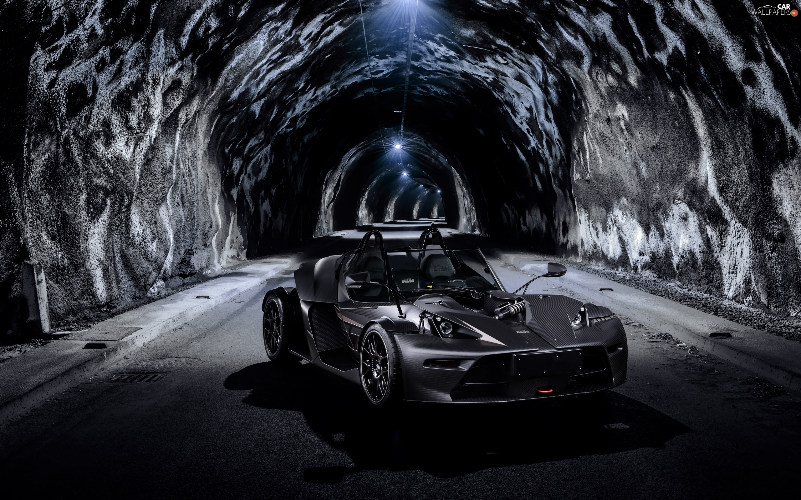 tunnel, Black, KTM X-Bow