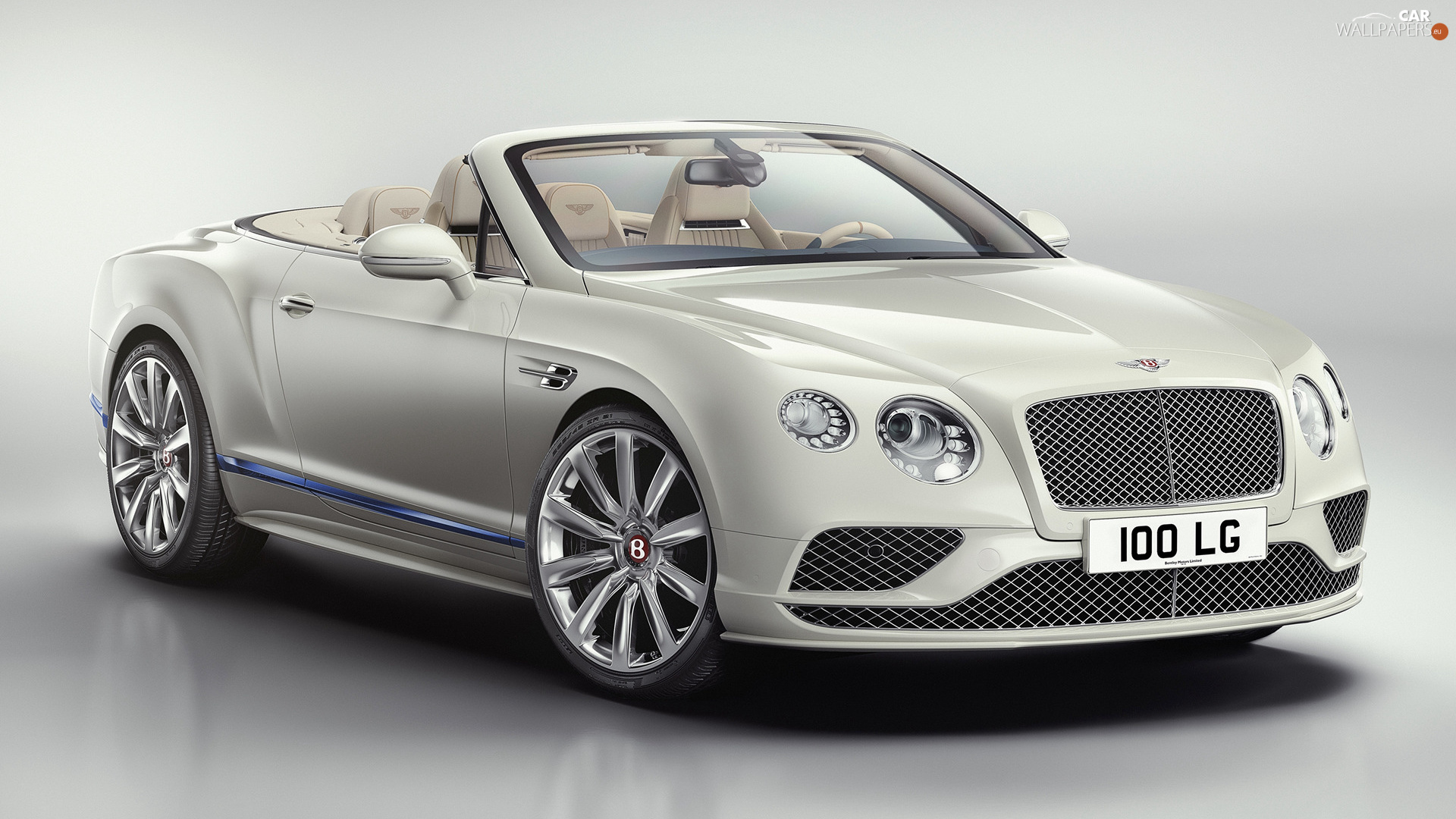 Bentley Continental GT, Cabrio