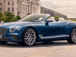 Bentley Continental GT, 2020