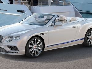 Bentley Continental, Cabrio