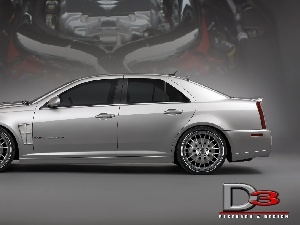 Cadillac STS, D3
