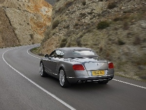 Way, Bentley Continental GTC, Carrier