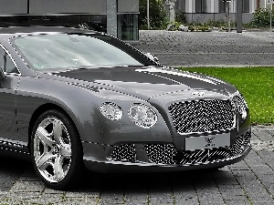 GT II, Bentley, Continental