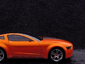 Ford Mustang, Prototype