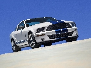 pack, Ford Mustang, GT500, Shelby