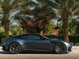 Aston Martin, Superleggera, Palms, DBS