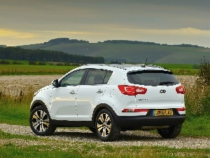 Kia Sportage, New, model