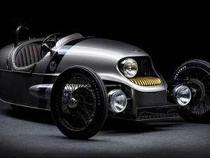 2017, Motor Tricycle, Morgan EV3