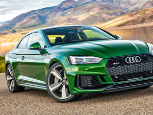 green ones, Audi RS5 Coupe