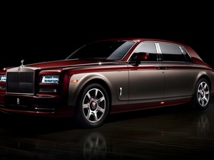 Rolls Royce Phantom Pinnacle Travel, 2014
