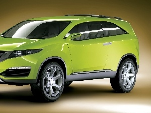 Prototype, Green, Kia