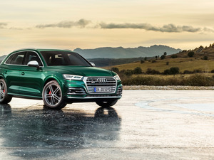 green ones, Audi Q5 TFSI Quattro