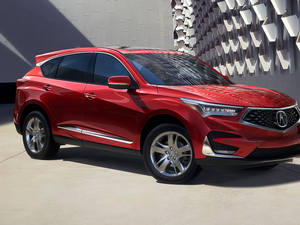 red hot, Acura RDX