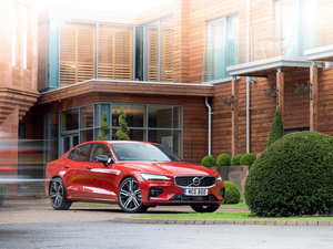 house, Red, Volvo S60