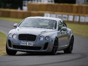 Performance, Bentley Continental GTC, Sport games