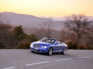 Bentley Continental GTC, Way